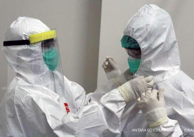 Update Virus Corona Jakarta Terus Turun Positif 4355 Meninggal 400 Orang