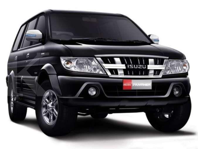 Kesempatan terakhir, lelang 9 mobil dinas Isuzu Panther LM harga dasar Rp 51 jutaan