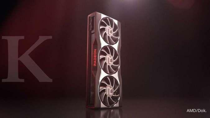 Begini penampakan VGA AMD terbaru, bisa disaksikan lebih dekat lewat game Fortnite