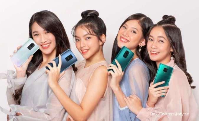 Daftar harga HP Xiaomi terbaru, seri Redmi mulai dari Rp 1 jutaan