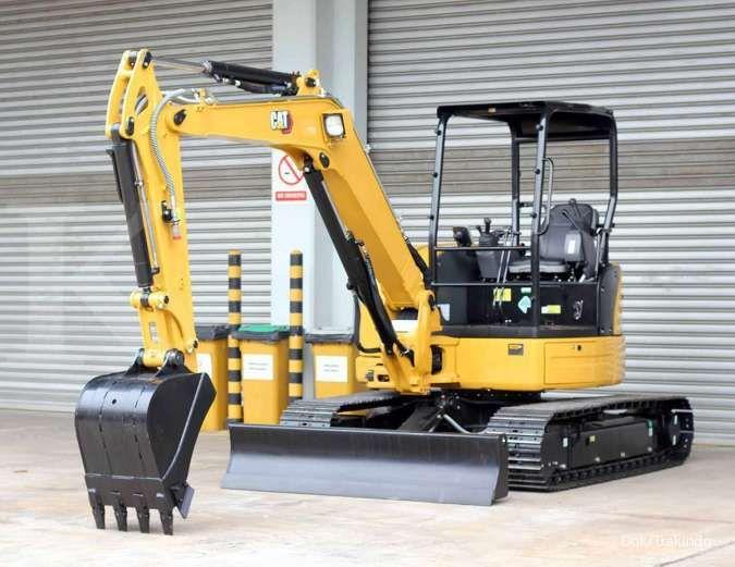 Bidik sektor non-pertambangan, Trakindo luncurkan dua alat berat anyar