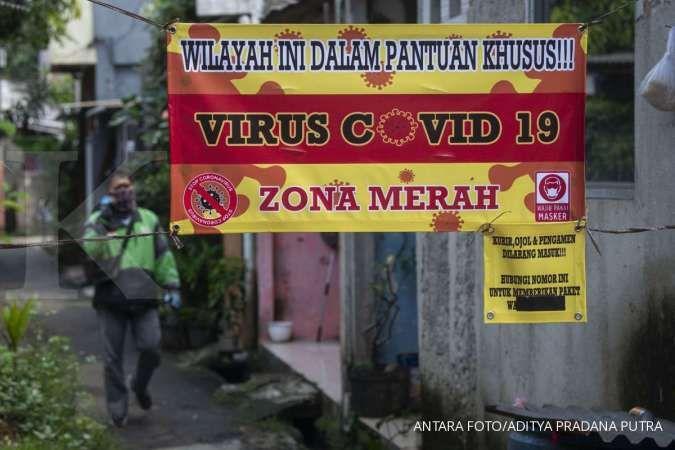 Meningkat lagi, kasus baru corona di Jakarta bertambah 2.455 kasus, Sabtu (12/6)
