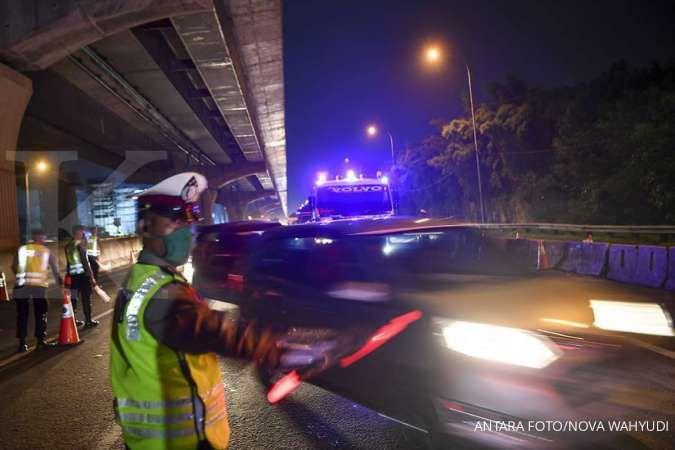 Jasa Marga alihkan 8.013 kendaraan diduga mudik untuk kembali ke Jakarta