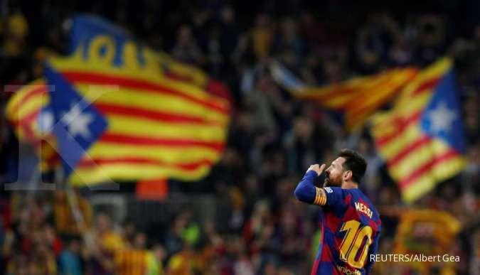 Lionel Messi akan teken kontrak baru di Barcelona, bisa terikat hingga 2026?