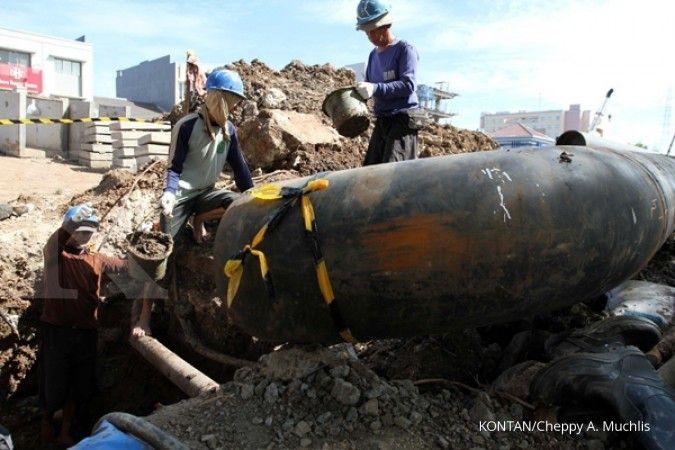 Kadin nilai sulit bagi swasta garap Proyek Pipa Cisem