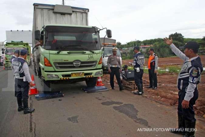 Resmi, truk ODOL tidak boleh lintas ruas Tol Tanjung Priok-Bandung