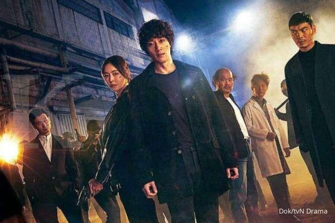 Drama Korea terbaru L.U.C.A.: The Beginning.