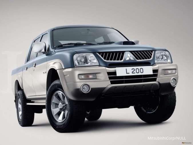 Murah banget, harga mobil bekas Mitsubishi Strada tahun segini mulai Rp 70 jutaan