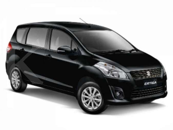 Harga mobil bekas Suzuki Ertiga keluaran 2014, kian turun per September 2021