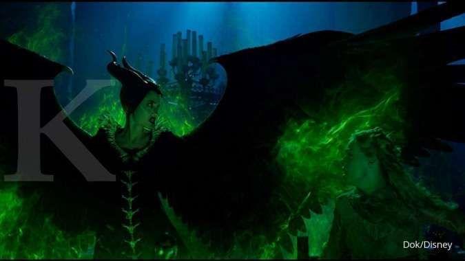 Walt Disney rilis official trailer film Maleficent: Mistress of Evil