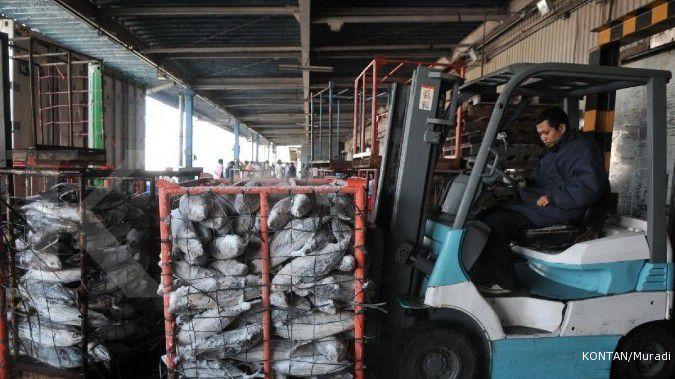 Malang lelang pembangunan cold storage ikan