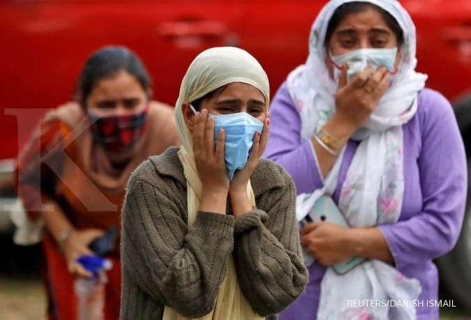 Hanya dalam 166 hari, angka kematian global akibat Covid-19 bertambah 2 juta