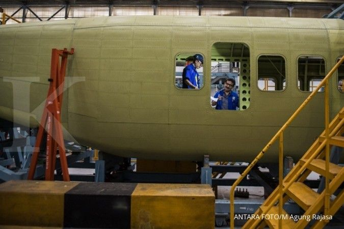 PTDI mulai produksi pesawat N219 tahun depan