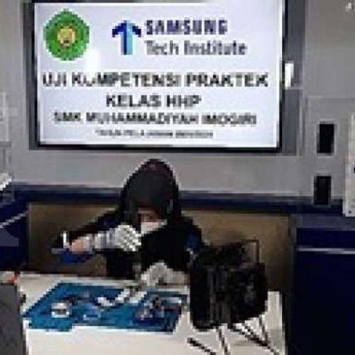 Samsung Tech Institute Selenggarakan Uji Kompetensi Keahlian di 30 SMK Sesuai Kebutuhan Industri