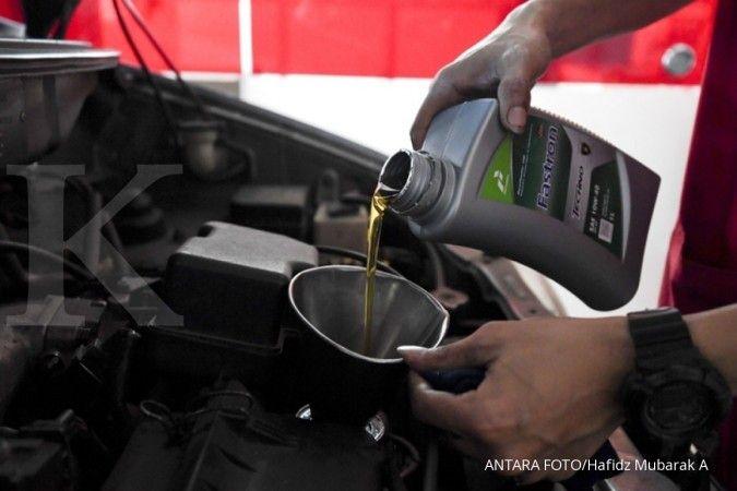 Waspada tertipu! Ini cara mudah membedakan oli asli atau palsu