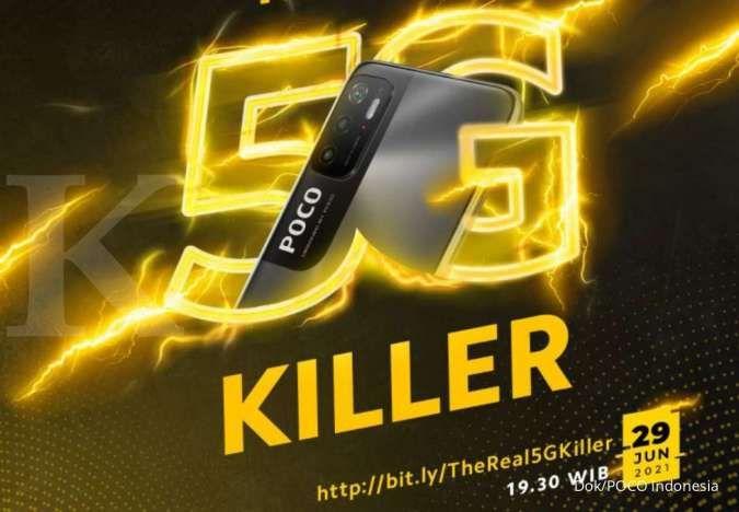POCO M3 Pro 5G segera hadir di Indonesia, ini spesifikasi dan harga si 5G Killer!