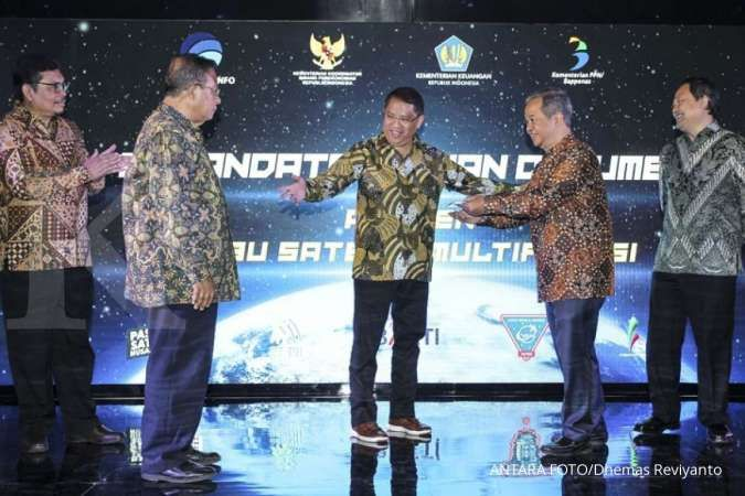 Indonesia select France-based Thales to build 150 Gbps satellite