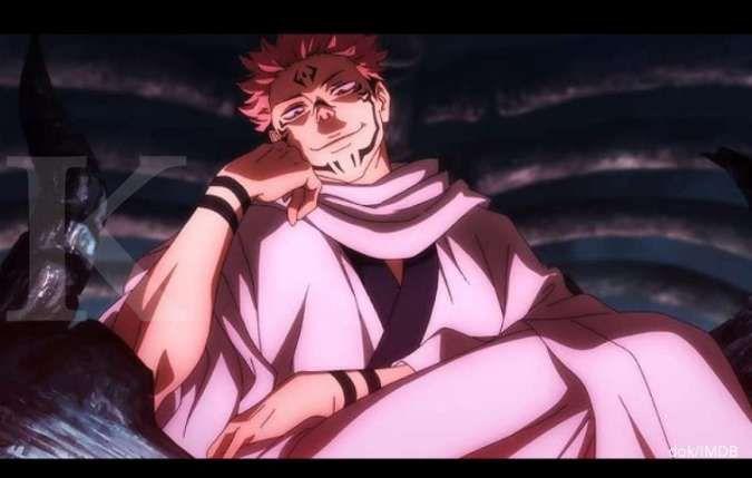 Manga Jujutsu Kaisen makin populer setelah versi anime dirilis tahun lalu