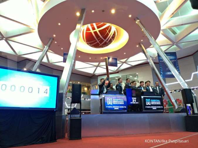 Digital Mediatama (DMMX) teken perjanjian kerjasama digitalisasi Kios Warga