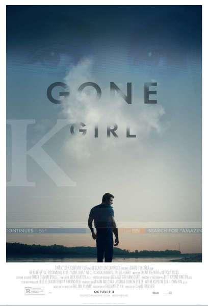 Poster Film Gone Girl (2014)