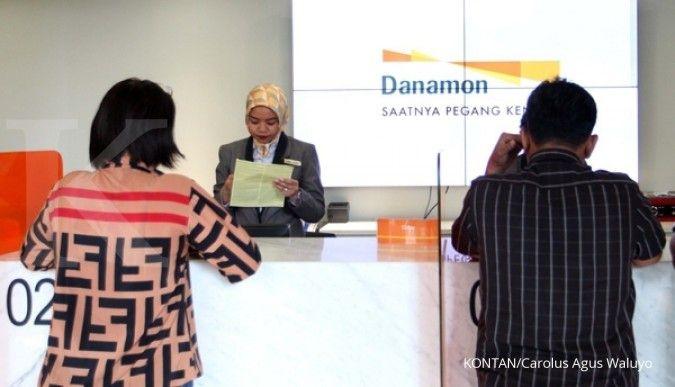 Adira Finance berkontribusi 31% dari total kredit dan trade finance Bank Danamon