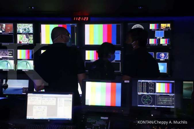 Migrasi ke televisi digital ditargetkan November 2022