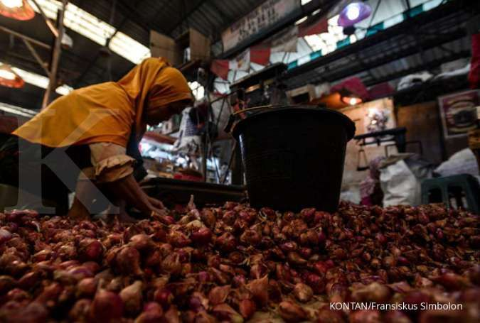 Seminggu pelaksanaan PPKM Darurat, pedagang pasar keluhkan omzet menurun