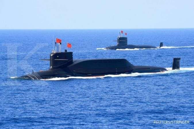 China bisa mengalahkan militer AS di Asia dalam hitungan jam