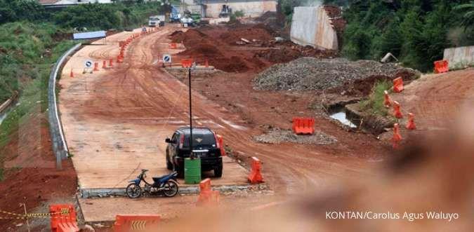 Ini ke-7 ruas Tol Jabodetabek yang beroperasi tahun 2021