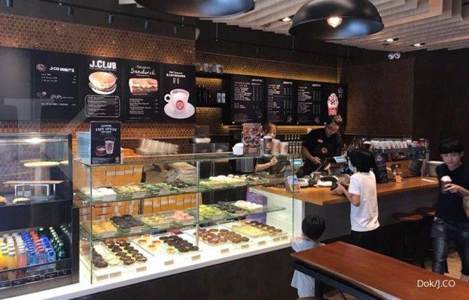 Promo J.CO 19 Juni 2021, bayar Rp 139.000 dapat 1 lusin donat dan 1 liter J.Coffee