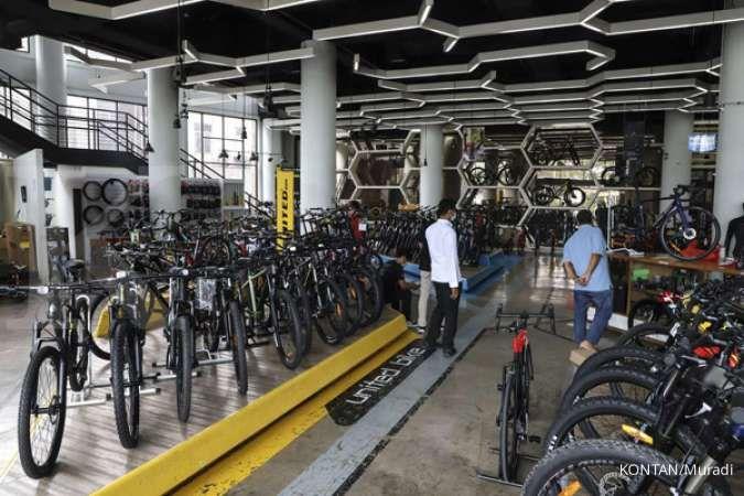 Gara-gara hal ini, harga sepeda jadi lebih murah