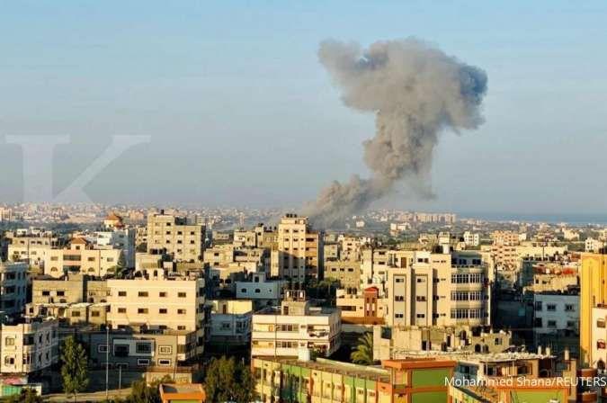 Perayaan Idul Fitri di Palestina terhenti akibat serangan Israel ke Gaza