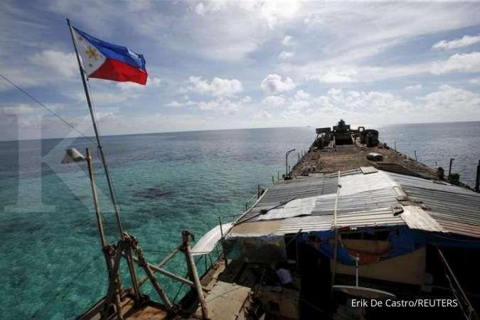 Panglima militer Filipina sambangi pulau di Laut China Selatan, Beijing bisa murka