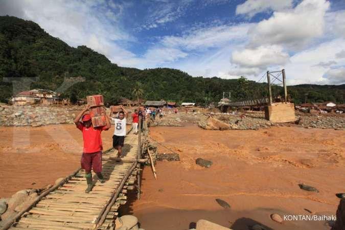 Aktivitas tambang sebabkan banjir longsor di Lebak, ini penjelasan Antam