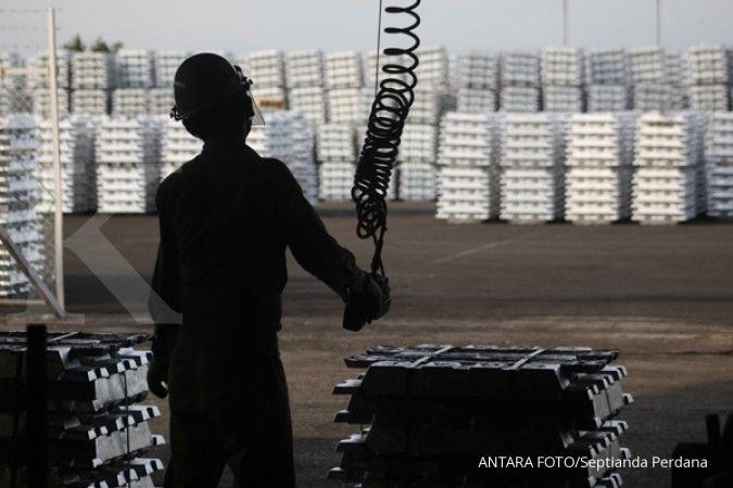 Data China bebani harga aluminium