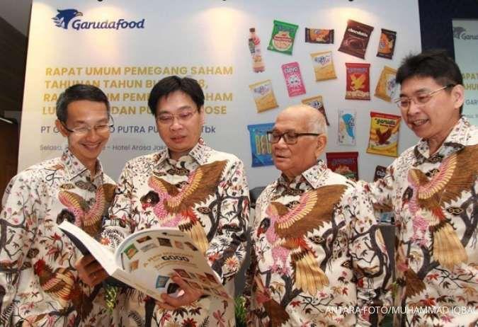 Untuk investasi jangka panjang, bos Garudafood tambah kepemilikan di GOOD