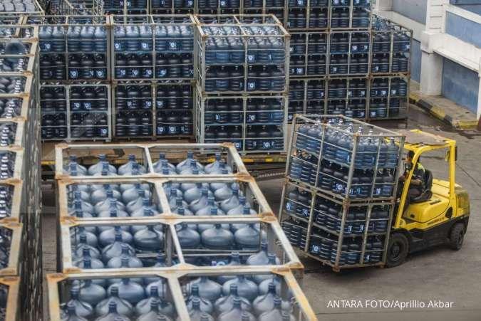 Ada Ramadan dan Lebaran, penjualan AMDK diramal naik lebih tinggi