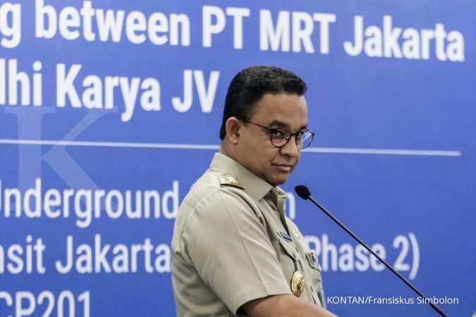 Anies minta warga Jakarta untuk Social Distancing Measure, apakah itu?