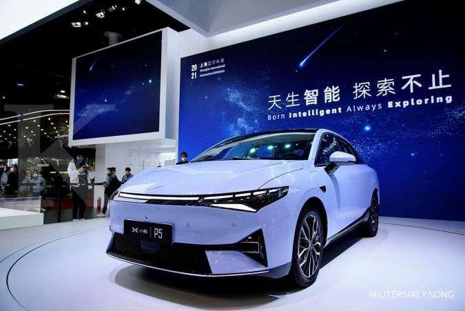 Penjualan mobil listrik di China diprediksi bisa tumbuh 40% tiap tahun