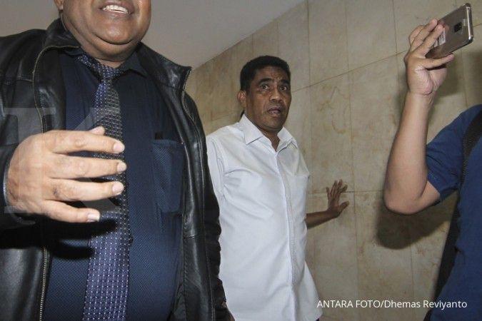 Ini alasan polisi tidak tahan sekda Papua dalam kasus penganiayaan pegawai KPK