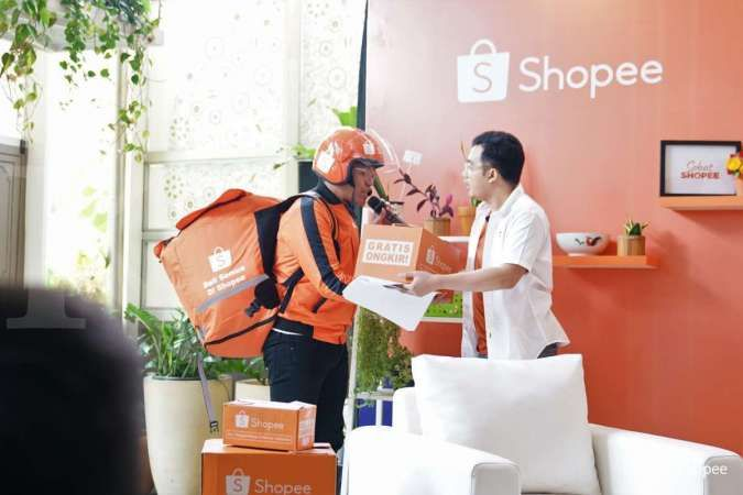 Empat kategori belanja naik empat kali lipat di platform Shopee Indonesia