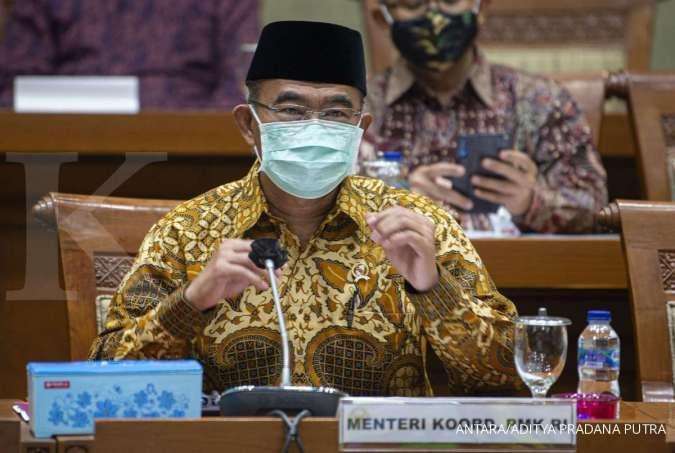 Jokowi tunjuk Menko PMK sebagai Menteri Sosial ad interim