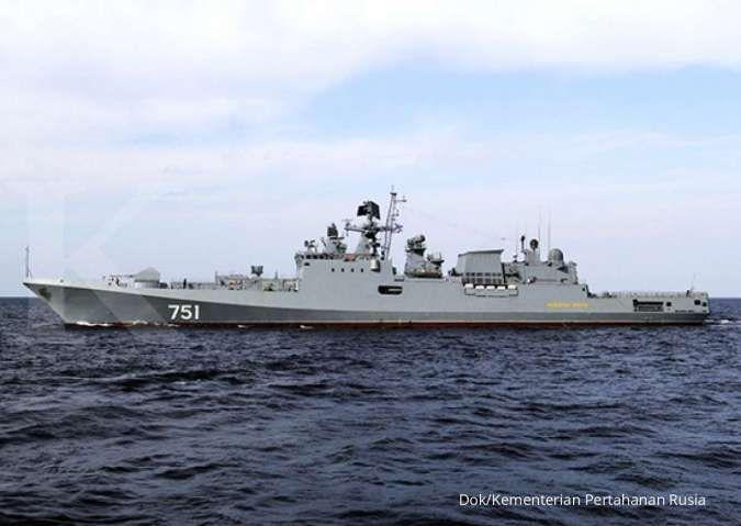 kapal fregat