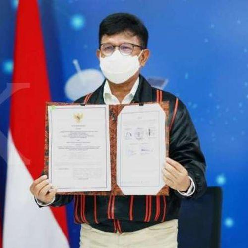 Perkuat SP4N Lapor!, Menteri Johnny: Kominfo Siapkan Dukungan Teknis dan Komunikasi Publik