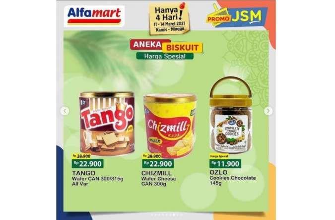 Promo JSM Alfamart 11-14 Maret 2021