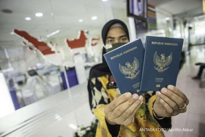 Inilah cara, syarat, dan biaya membuat paspor terbaru