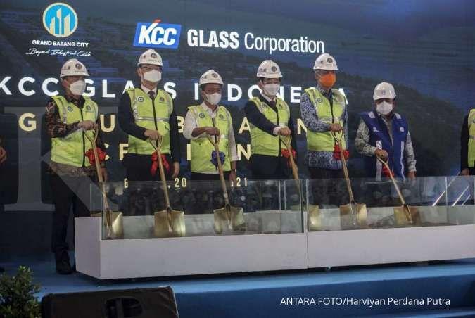 Kementerian Investasi bantu realisasikan pabrik kaca terbesar se-Asia Tenggara