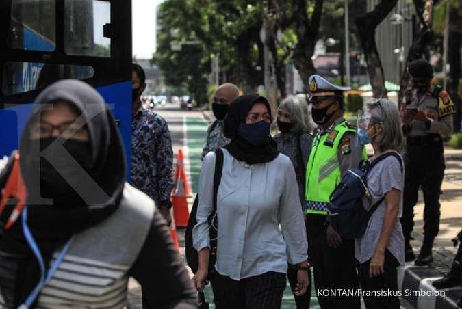 UPDATE Corona Jakarta, Sabtu (5/12): Bertambah 1.360 kasus baru