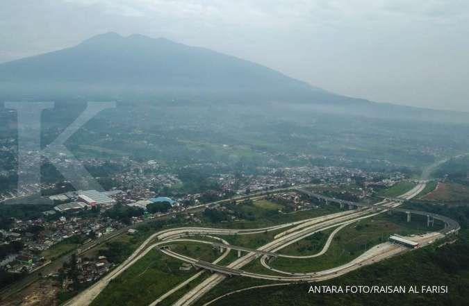 Selain menjadi Bogor Barat, Kabupaten Bogor akan dipecah lagi