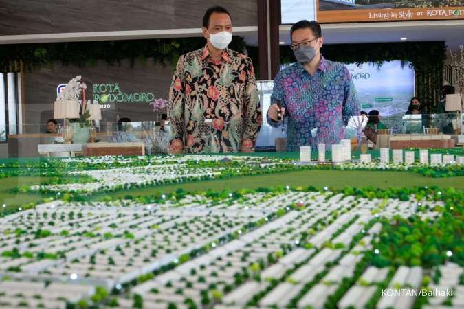 Pendapatan Agung Podomoro Land (APLN) naik 30,7% pada 2020 jadi Rp 4,96 triliun